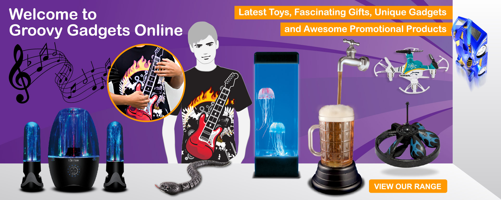 Welcome To Groovy Gadgets Online