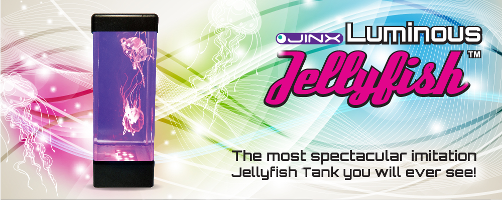 JINX Luminous Jellyfish No Price