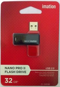 Imation Nano Pro Ii 32gb Usb Flash Drive
